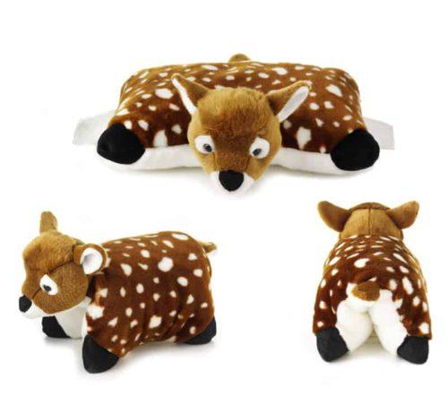 Knuffelkussen Bambi