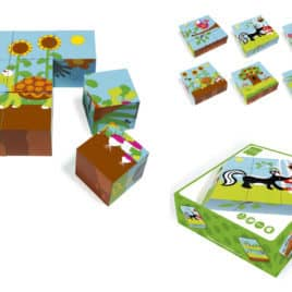 scratch kubus puzzel overzicht compleet