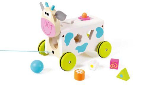 scratch activity wagon koe marie groot