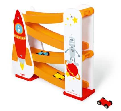 scratch autobaan raket
