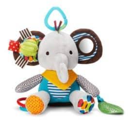 Bandana Buddies activiteiten knuffel olifant vooraanzicht
