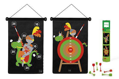 scratch magnetische darts ridder overzicht