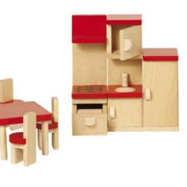 Goki Poppenhuismeubels Keuken