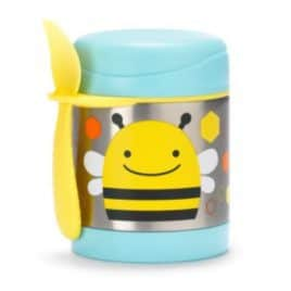 Skip Hop Zoo Insulated Food Jar Bee 1