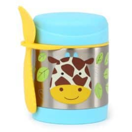 Skip Hop Zoo Insulated Food Jar Giraffe 1