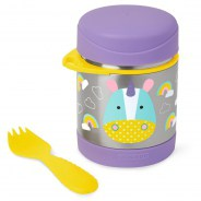 Skip Hop Zoo Insulated Food Jar Unicorn 1