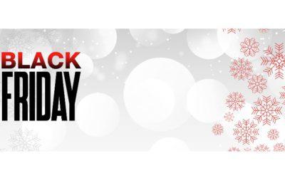 Black Friday bij De Kleine Tovenaar