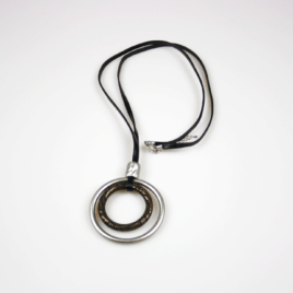 Ketting Dubbele Ring