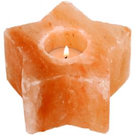 Himalaya Zoutkristal Sfeerlicht Stervormig