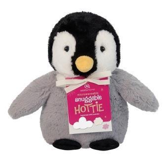 Kersenpitkussen penguin