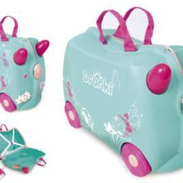 Trunki Ride on Fee Flora kind side front overview