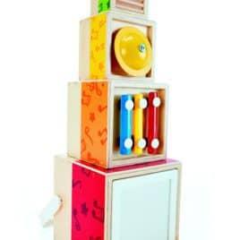 muziektoren kubussen Hape 9