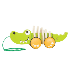 Hape_E0348_hape-speelgoed-walk-a-long-crocodile-e0348
