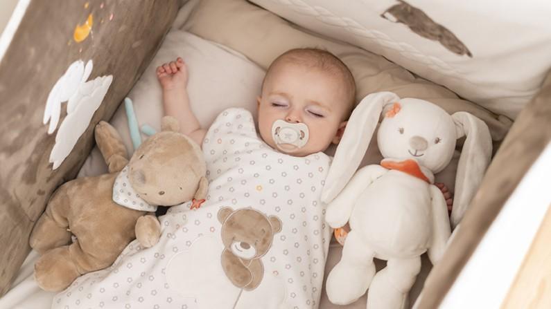 Knuffels en knuffeldoekjes voor kindjes
