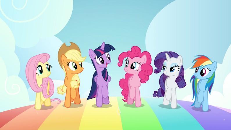 My Little Pony: een magische wereld vol fantasie