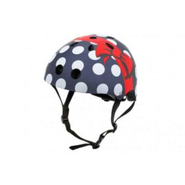 helm polka dot medium