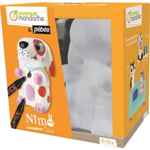 nimo deco nelson the dog