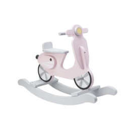 1000159 Rocking Scooter Pink
