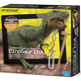 4M ar wonders dinosaurus dna 1