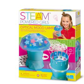 4M steam powered girls optische sfeerlamp 1