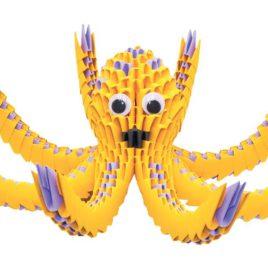 Creagami Octopus 02