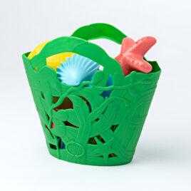 green toys strandset groen 3