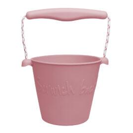 scrunch emmertje roze