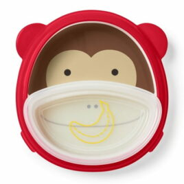 kip Hop Zoo smart serve bowl