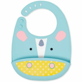 skip hop zoo bib unicorn