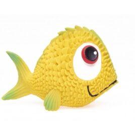 lanco bijtspeeltje vis geel