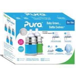 pura drinkflessen 14