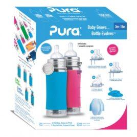 pura drinkflessen 13