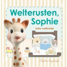 boek welterusten sophie sophie de giraf