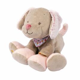 nattou knuffel lali de hond