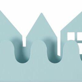 roommate opbergrek villa blue