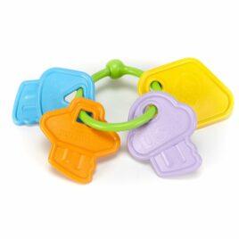 green toys keyset
