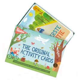 doosje milestone fotokaarten original baby cards