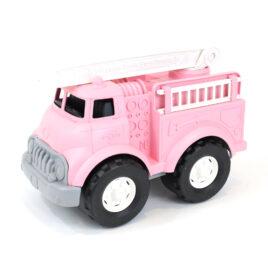 green toys brandweerwagen roze