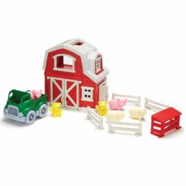 green toys boerderij 2