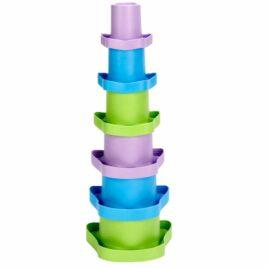 green toys stapelbekertjes
